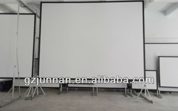 customized foldable projector screen for conference system
