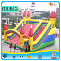Giant Animal Inflatable Slide