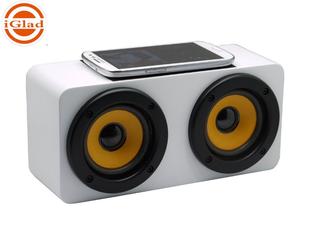 New Design 2.1 Portable Powered mini Wireless Amplifier Touch Speaker for Mobile Phone