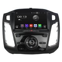 Android 8 inch touch screen car multimedia system for ford focus
