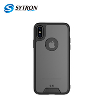 Guangzhou Factory CE Approved Hybrid Tpu Aluminum Acrylic For Iphone x,Transparent Shockproof Acrylic Case For Iphone x Case