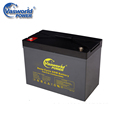 Barox Nx120-7 12V90Ah MF Brand Of Car Batteries Made In China