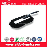 Car bus wash brush, long handle window glass cleaning brush, car dust cleaning brush