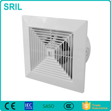 Plastic Ceiling Mounted Exhaust Fan (SRL18A)