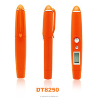 Temperature Pen Mini Pocket Non-contact IR Infrared Thermometer DT8250