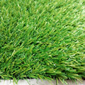 China factory supply three colors stocked 20mm density decorative artificial grass
