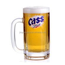 Glass Beer Mugs With Handles