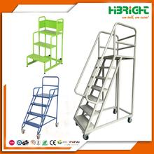 Highbright portable stairs