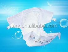 2014 Cloth Diaper Colored Snaps Baby Diapers Made in China