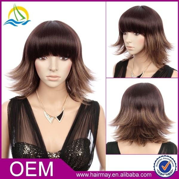 China factory wholesale hair wig braid wig human hair full lace u part wig