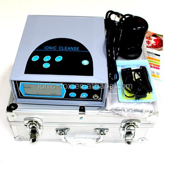 Single ion cleanse detox foot spa improve memory and sleep