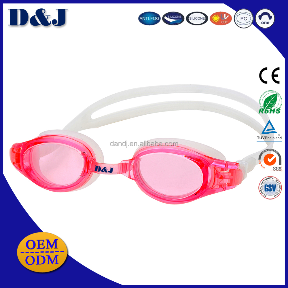2017 Newest Design Silicone Racing-top Sale Popular High Quality Anti-fog Swimming Goggles for adult