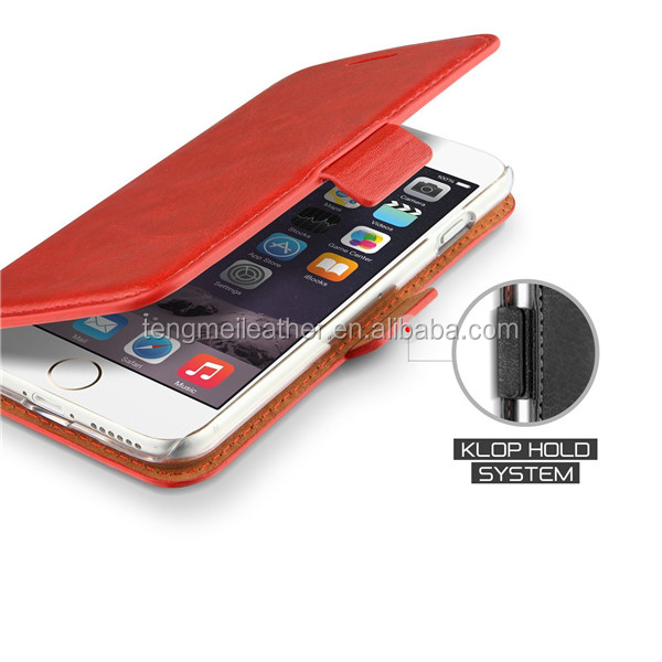 for iphone 6 cases, for iphone 6 pu leather phone case mix color