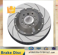 Auto spare parts front vented brake disc JY15838,vented brake disc