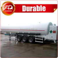 Export To Venezuela LNG Trailer LNG