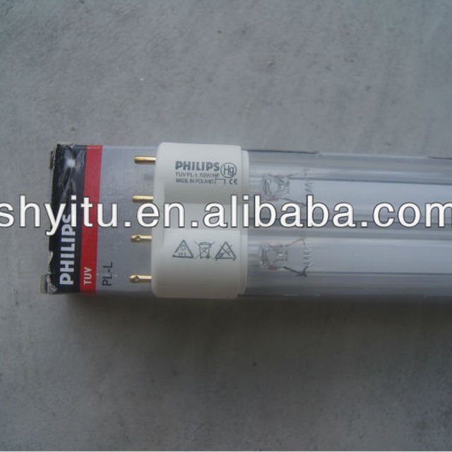 Philips UV light TUV PL-L 24W/4P UVC 254nm