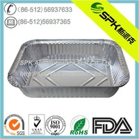 disposable aluminium foil trays competitive price and quality - original pictures without any cheat modification