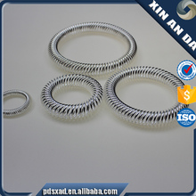 auto compression slanted coil retractable cable spiral springs
