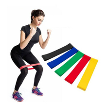 Fitness Latex stretch bands roll theraband roll yoga rubber stretch resistance bands