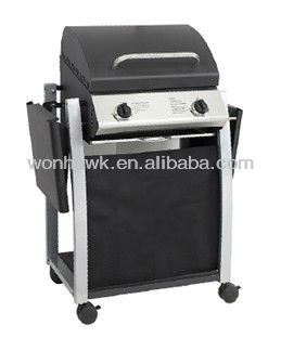 Portable Outdoor Small BBQ Grill With 2 Burners With Best Price