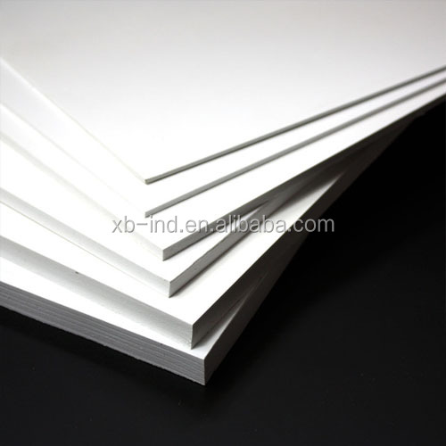 pvc foam board wall panel/pvc bathroom cabinet sheet