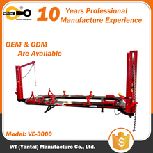 WT VE-3000 Car Body Repair Bench and Frame Machine