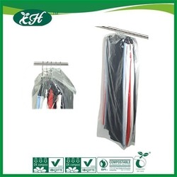 wholesale cheap plastic garment bags dry cleaning