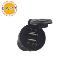 Factory multifunctional multi usb quick car charger for mobile phone OEM