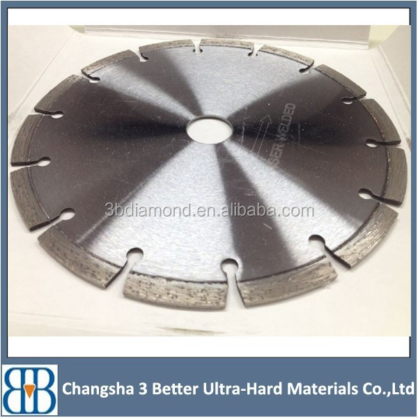 Factory direct diamond ceramic tile saw blade , diamond saw blades for gem cutting
