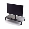 Space Saving Home Furniture desktop MDF TV wood monitor stand