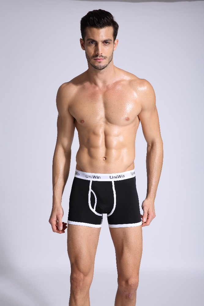 New design Men shorts boxer for male