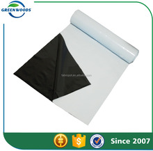 New product Hydroponic Black And White Poly Panda Film Of Structure