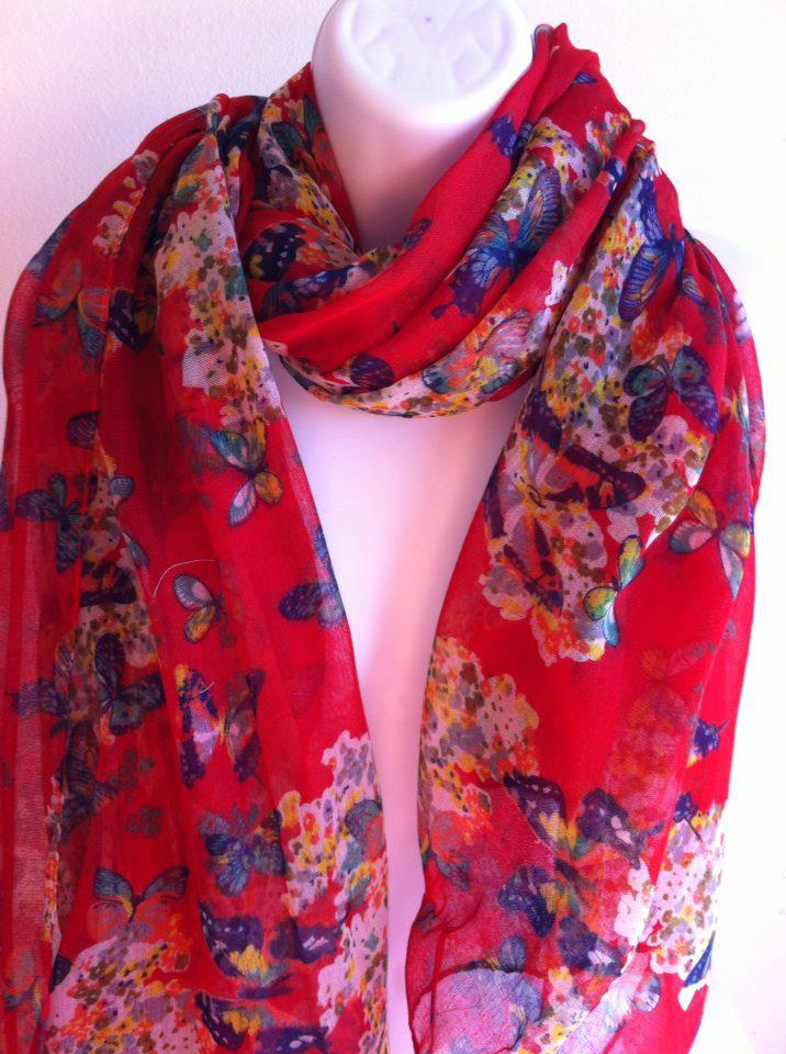 new style fashion printed polyester scarf