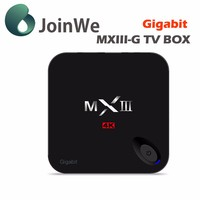 Mxiii-g S812 Google Android Tv Box With 1000m Lan Android 5.1 Smart Tv Box Mxiii-g