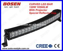 120W CURVED BAR with 3D LENS/3D Projector