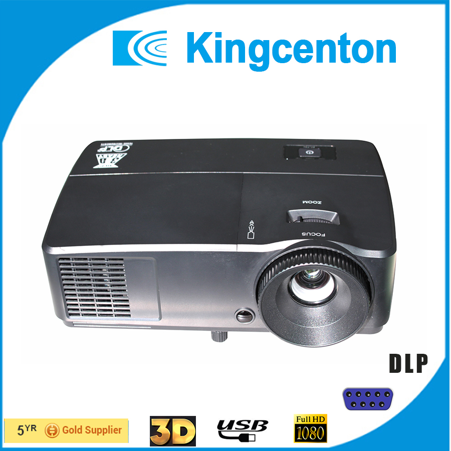 MPS809 projector 5000 Ansi Lumens for large meeting room projector