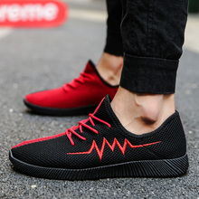 2017 New Arrival men sneakers shoes OEM Fashion Men Shoes
