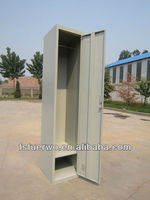 Metal steel knock down big single door lockers