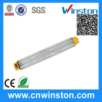 ATEX listed IP66 Indoor type Explosion proof Fluorescent LED Light Used for Harsh Environment