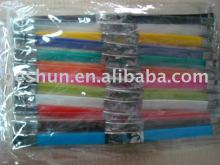 stock silicone rubber bangle;stock silicone bracelet;stock interlink wristband