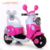 New products pink cartoon girls kids scooter motorbike electric children for age 6 year old