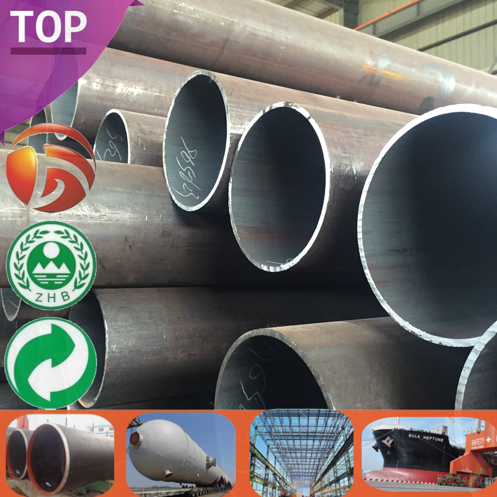 Building material weld and seamless round steel pipe price Alibaba Trade Assurance round steel pipe