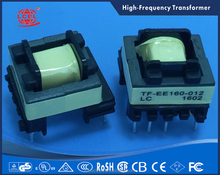 Hot sale high frequency high voltage transformer model EE160