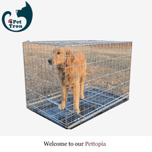 Cheap hot sale pet dog cage easily transport