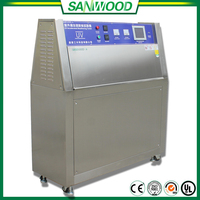 CE qualified UV light control test chamber professional plant