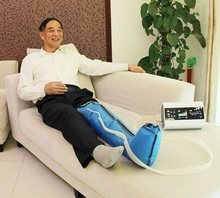 best foot massage machine pressure therapy lymphedema