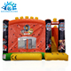 Blue Springs Factory Inflatable Bouncy Jumping castle with slide