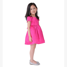 2014 Summer Clothing Factories In China Wholesale Kids Girl Flower Girl Dress