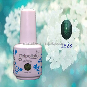 2014 The Most Popular Color Uv Gel 15ml Nail Polish Bottle Nail Art Empty Bot