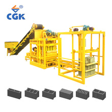 4-26C photo blocks extruded curb machine with CE